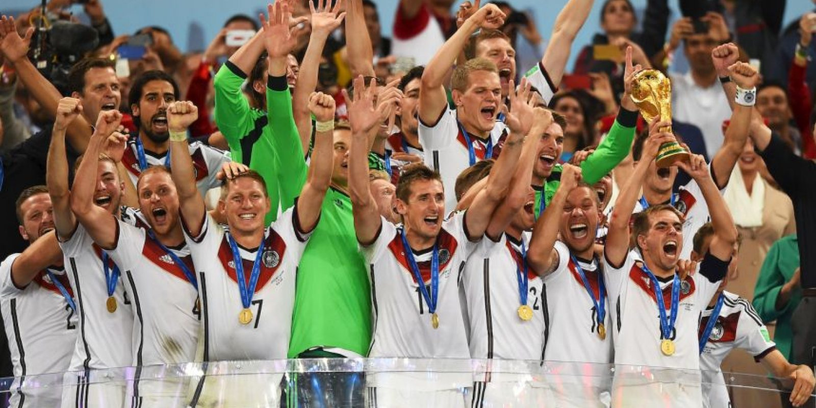 #GermanyWins: Foto: Getty Images