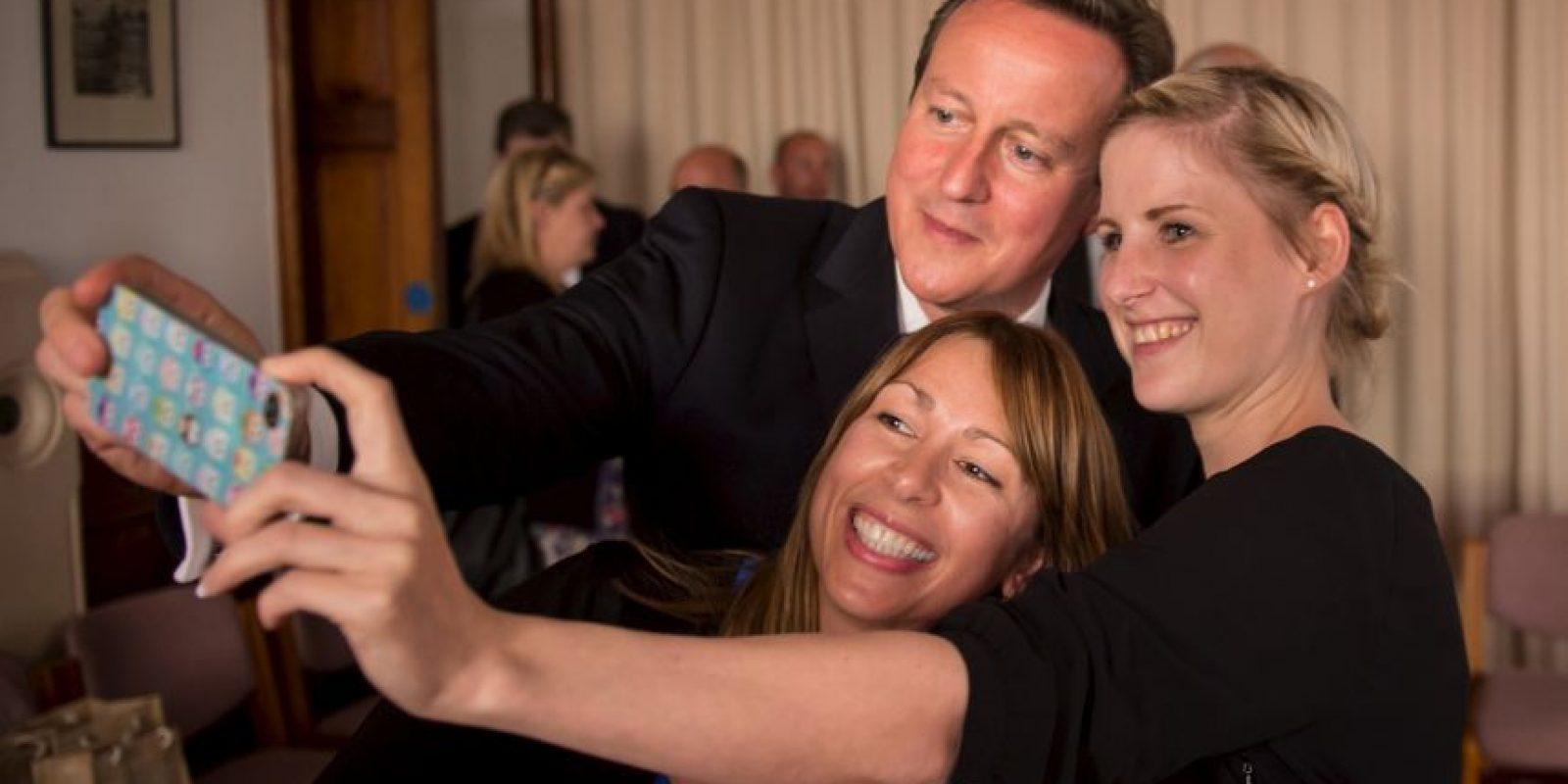 David Cameron, Primer Ministro de Inglaterra Foto:Getty Images
