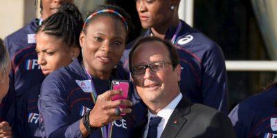 Francois Hollande, presidente de Francia Foto:Getty Images