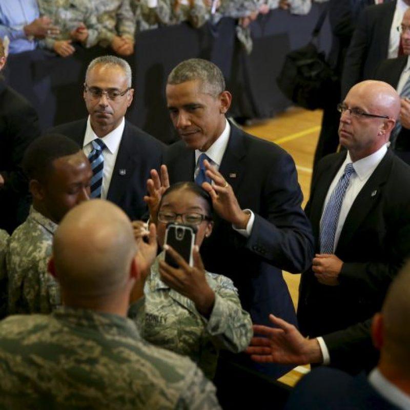 Barack Obama, Presidente de los Estados Unidos Foto:Getty Images