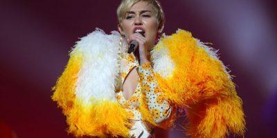 """La cantante que interpretaba a """"Hanna Montana"""" ganó 36 millones de dólares. Foto:Getty Images"""