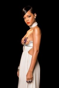 Rihanna – Barbados. Foto:Getty Images