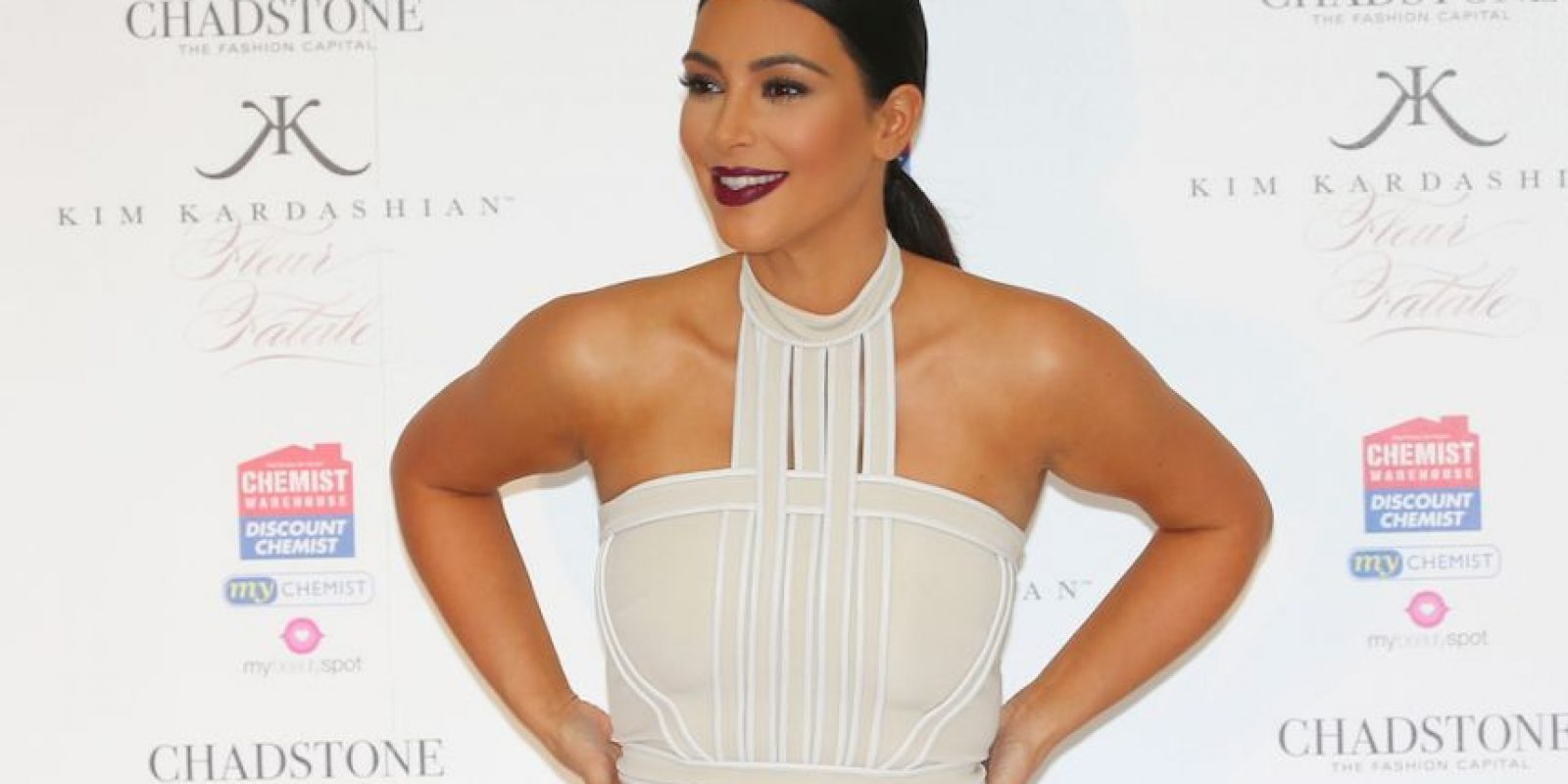 Kim Kardashian – Estados Unidos. Foto:Getty Images
