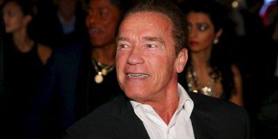 2014, Arnold Schwarzenegger Foto: Getty images