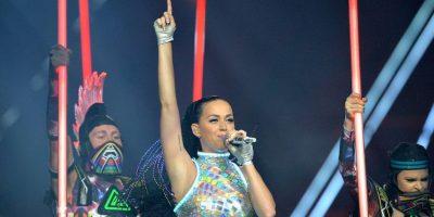 La cantante ganó 40 millones de dólares. Foto:Getty Images