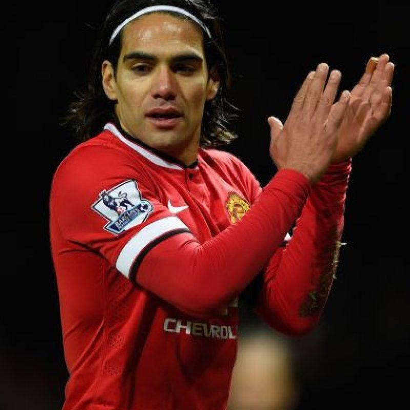El futbolista del Manchester United ganó 35.4 millones de dólares. Foto:Getty Images