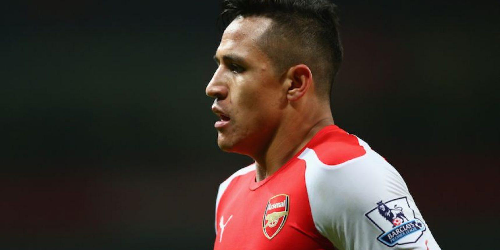 El futbolista del Arsenal ganó 11 millones de dólares. Foto:Getty Images