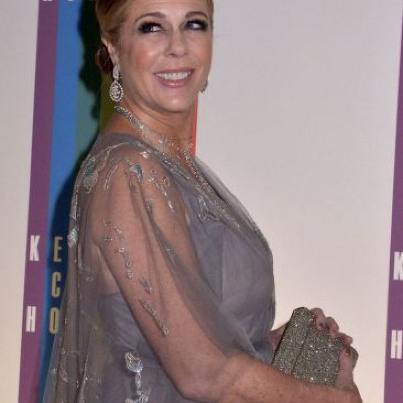 2014, Rita Wilson Foto: Getty Images