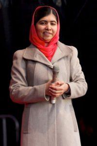 De acuerdo con la Fundación Nobel, fueron reconocidos por su labor en favor de los derechos de los niños Foto:Getty Images