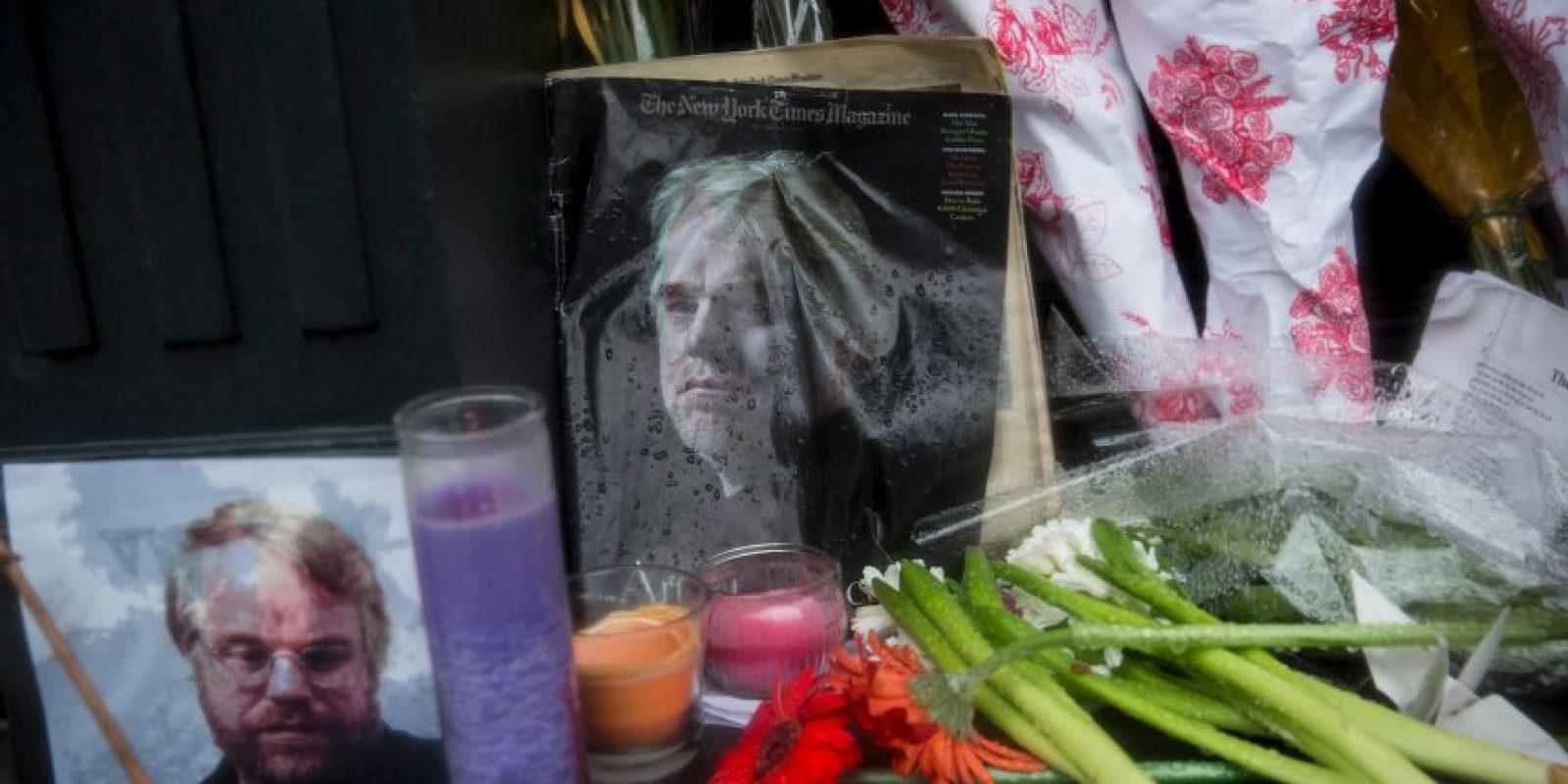 Por la muerte del célebre actor Foto:Getty Images