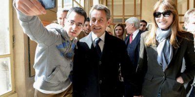 Nicolás Sarkozy, ex presidente de Francia Foto:Getty Images