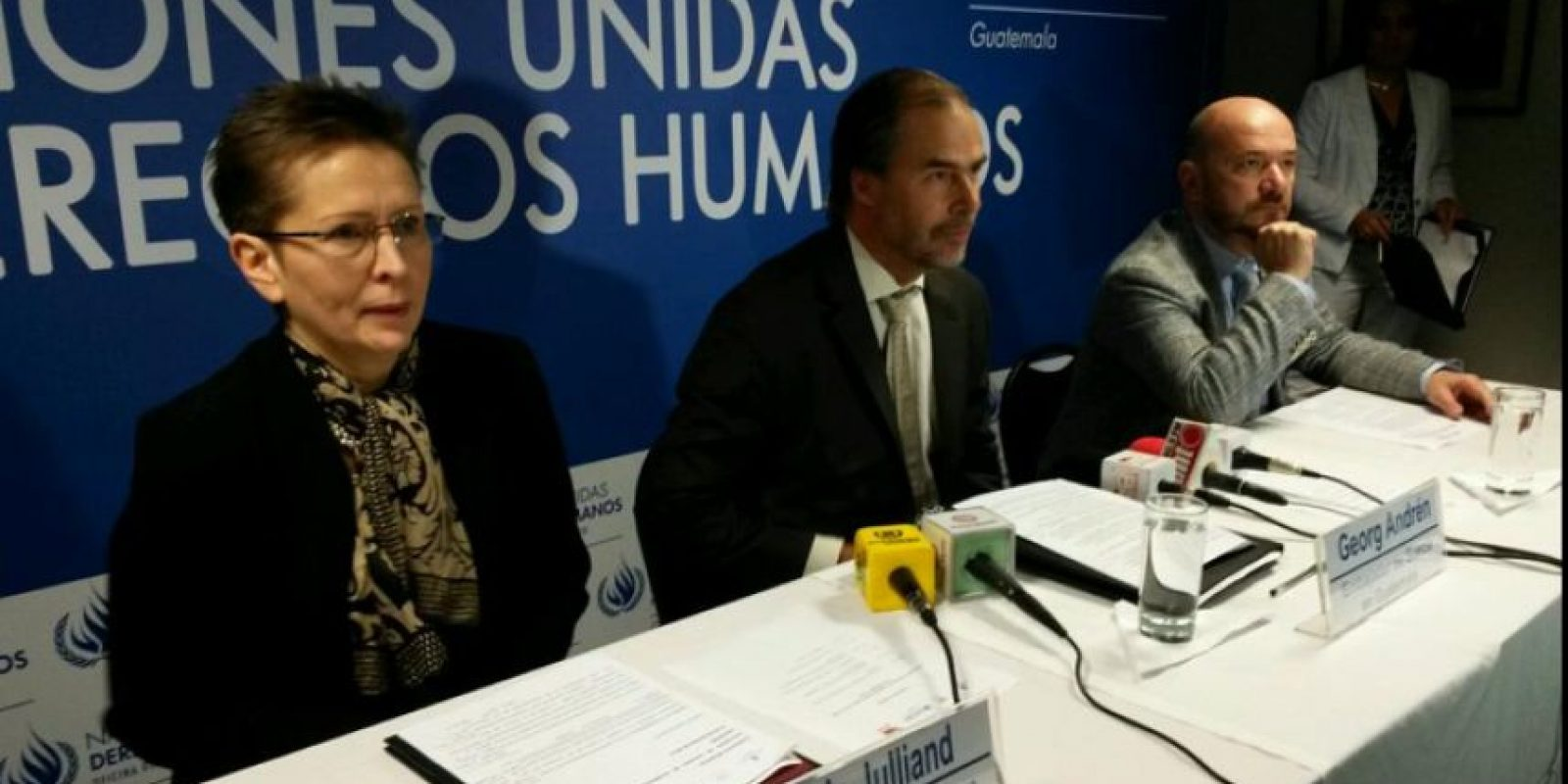 La ONU pide que se respeten los derechos humanos de los internos. Foto:Emisoras Unidas