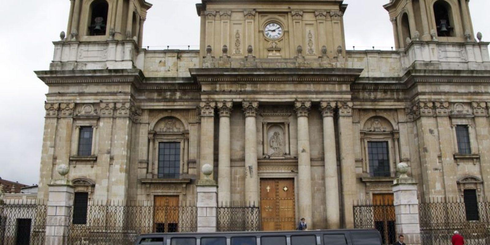La construcción de la Catedral finalizó en 1815 Foto:Publinews