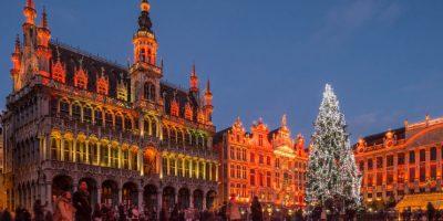 Bélgica Foto:AP Foto/ Geert Vanden Winjgaert