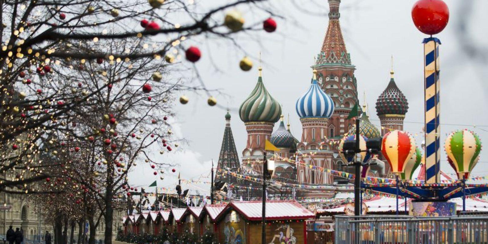 Rusia Foto:AP Foto/ Pavel Golovkin