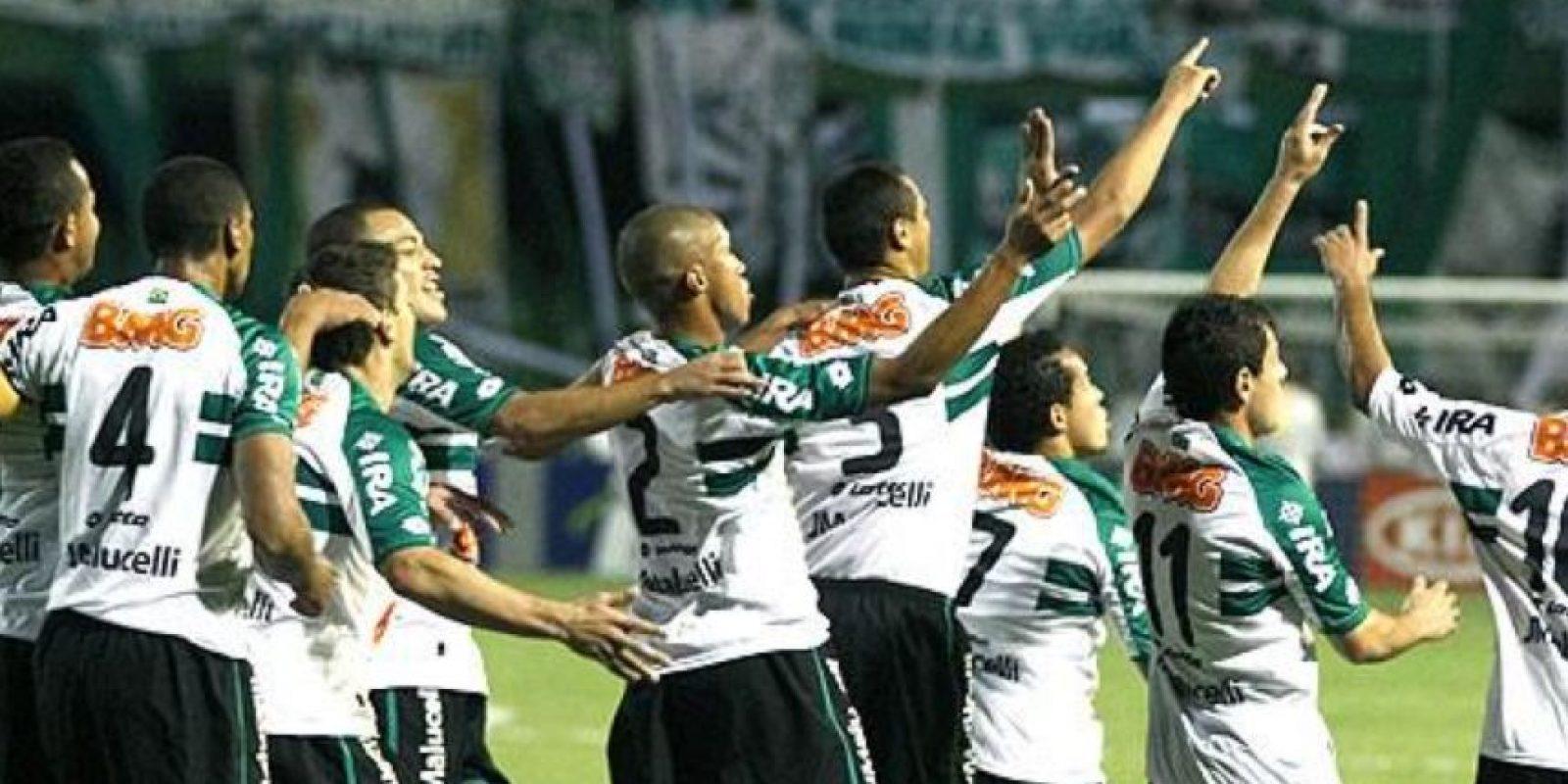Consiguieron 24 triunfos seguidos en 2011; es el club con la mejor racha del fútbol Foto:Twitter