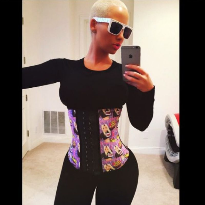 Foto: Instagram/Amber Rose
