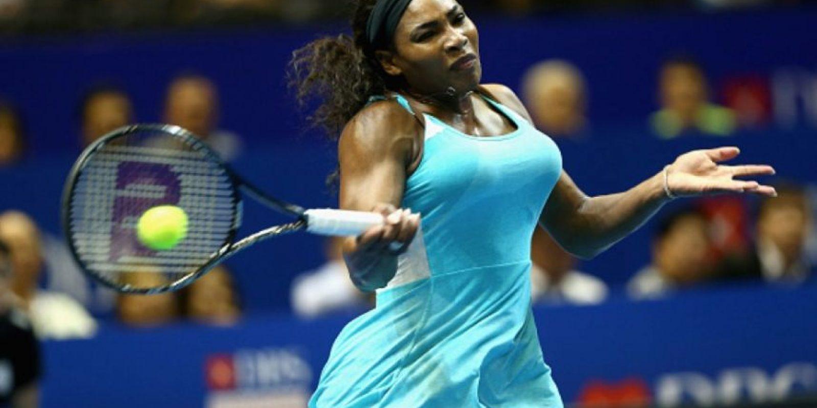 La tenista ganó 22 millones de dólares. Foto:Getty Images