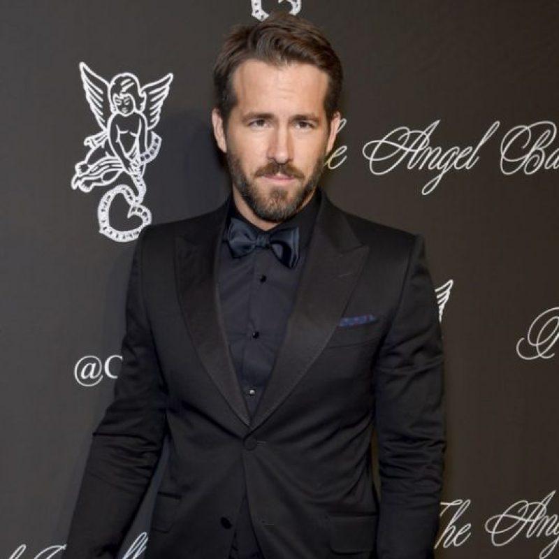 Ryan Reynolds Foto:Getty Images
