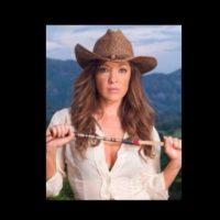 """En 2006, protagonizó la telenovela """"Doña Bárbara"""" Foto:Twitter/Edith González"""