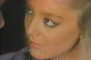 """1983 en la telenovela """"Blanca Vidal"""" Foto:YouTube"""