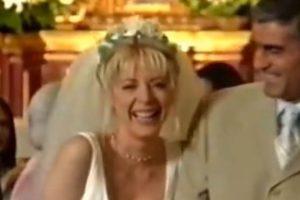 "En 1997, interpretó a las gemelas Oriana y Carolina en la telenovela ""La Jaula de oro"" Foto:YouTube"