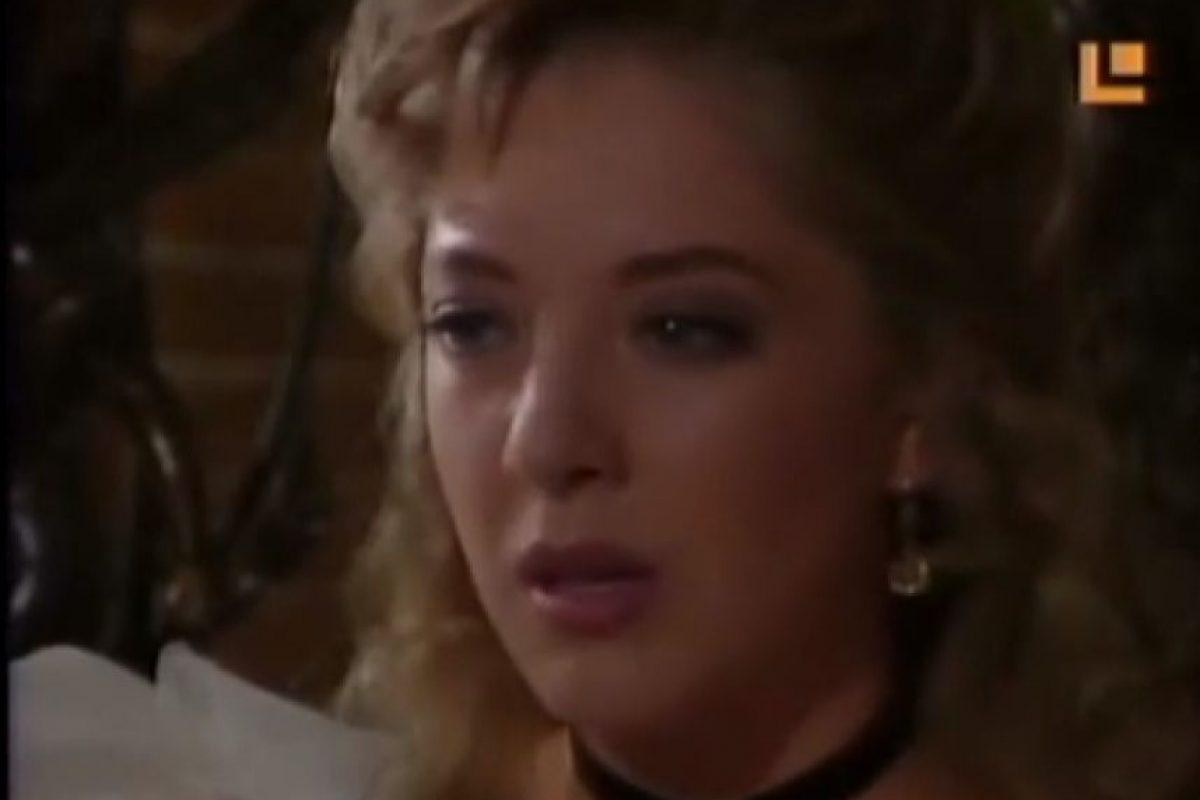 En la novela Corazón Salvaje de 1993 Foto:YouTube