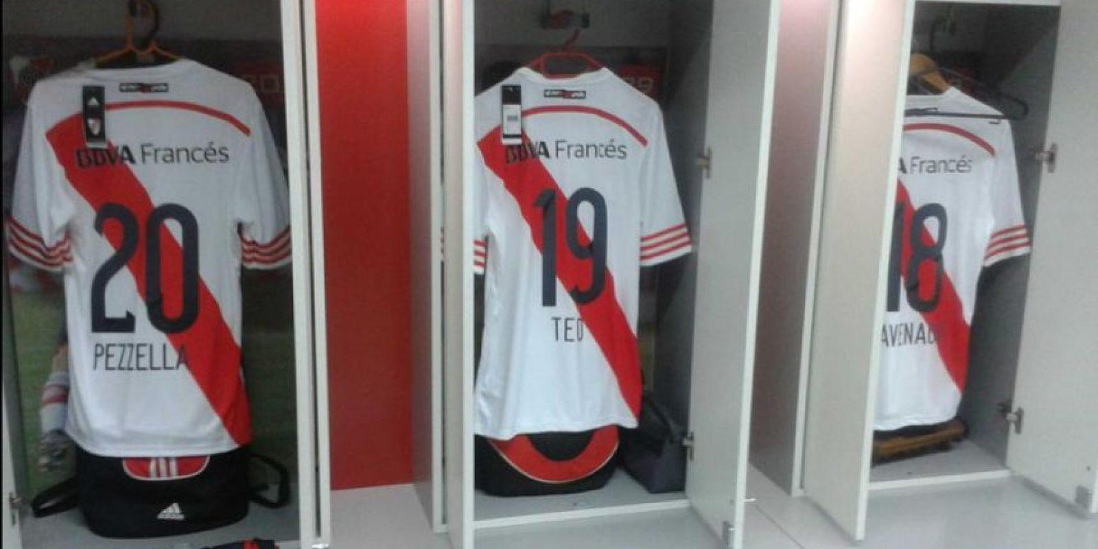 Las Gallinas tienen la ventaja de estar en el Estadio Monumental Foto:Twitter: @CARPoficial
