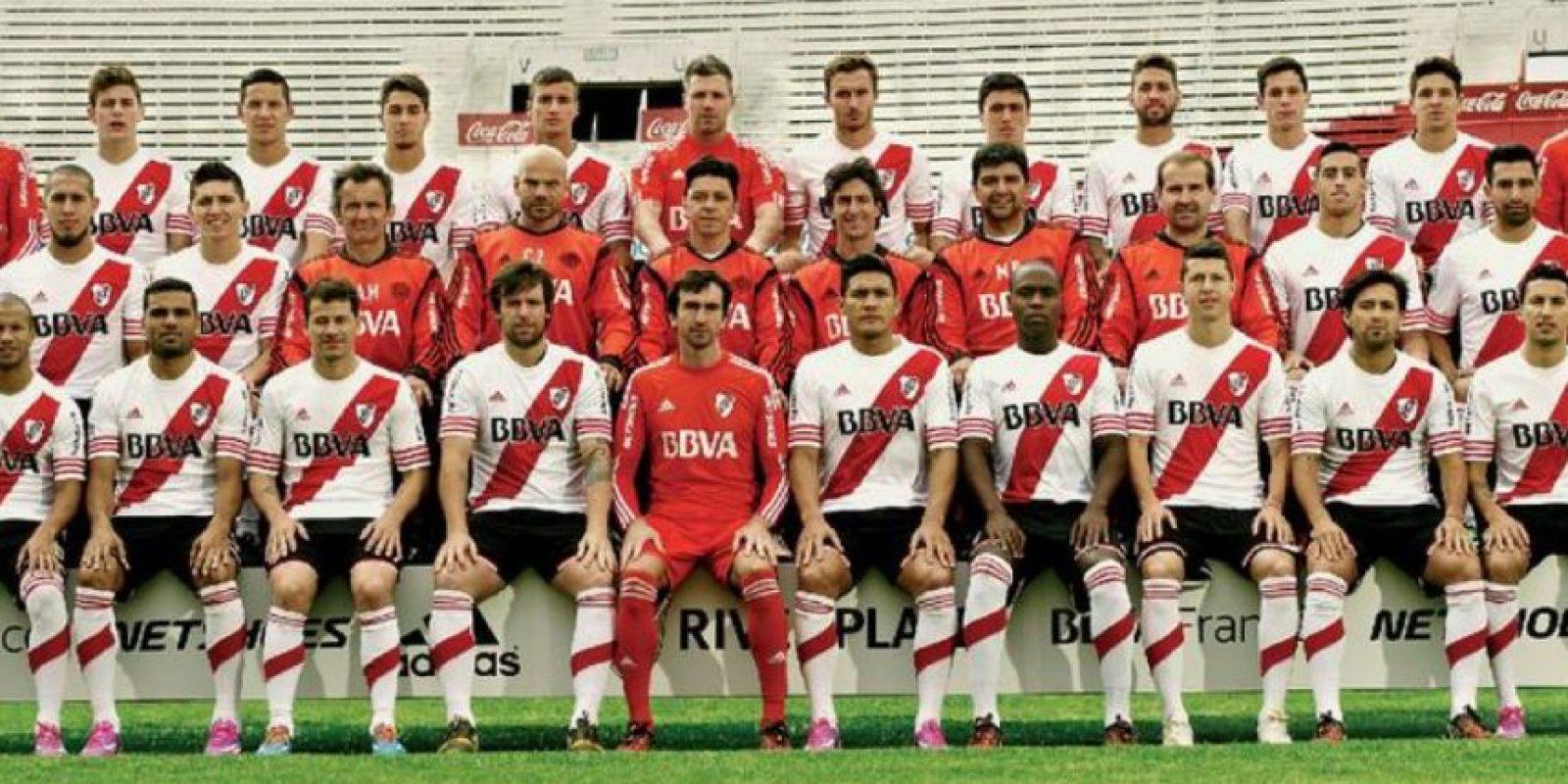 Cuando ganaron su segunda y última Copa Libertadores Foto:Twitter: @CARPoficial