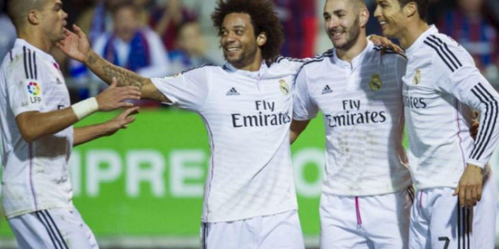 Estos son los equipos que participarán en el Mundial: Real Madrid Foto:Getty
