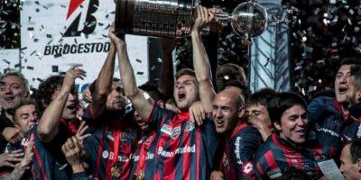 Campeón de la Libertadores Foto:Getty