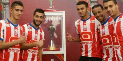 Campeón de Marruecos, el anfitrión del torneo Foto:Twitter