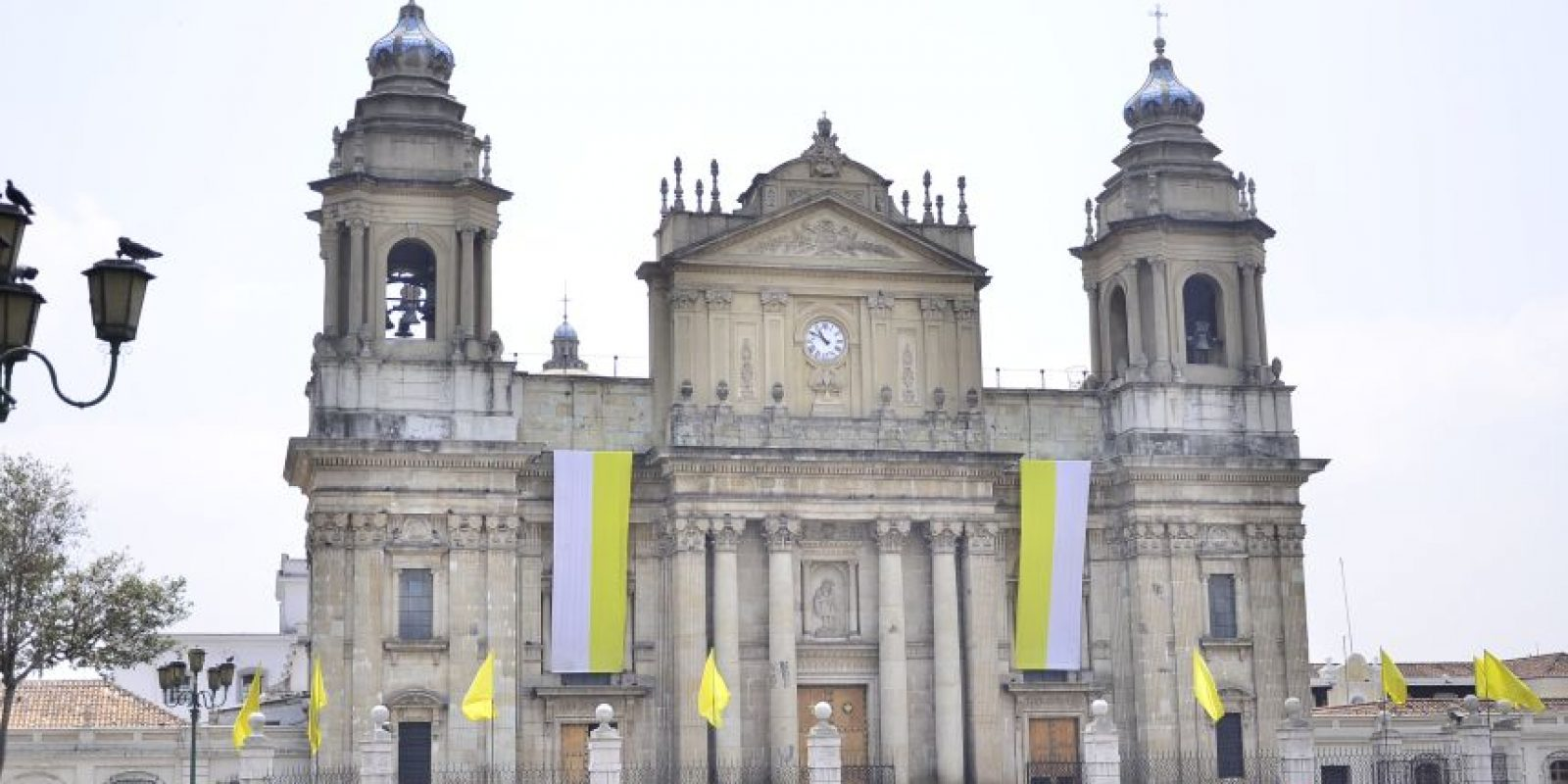 Ayer se le dio el banderazo inicial a esta conmemoración Foto:Publinews