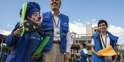 Defensores de derechos humanos a la calle
