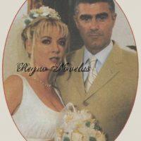 En esta producción trabajó junto a Saúl Lizaso Foto:Televisa/Corazonsalvaje.mforos.com