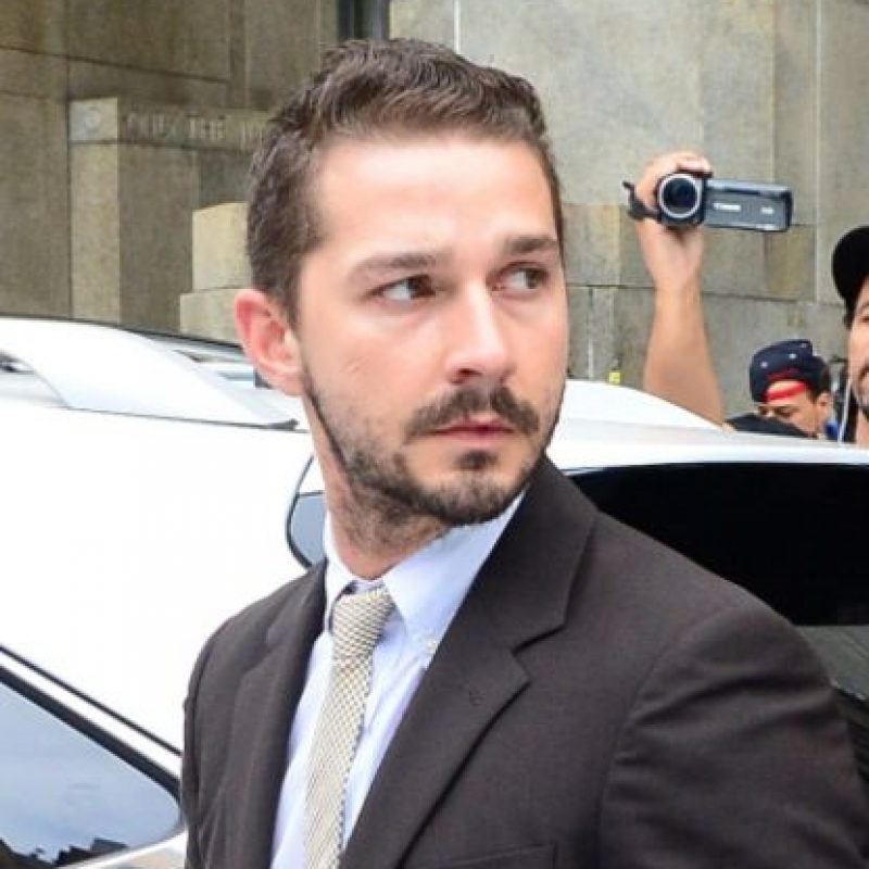 Shia Labeouf, actor. Foto: Getty Images