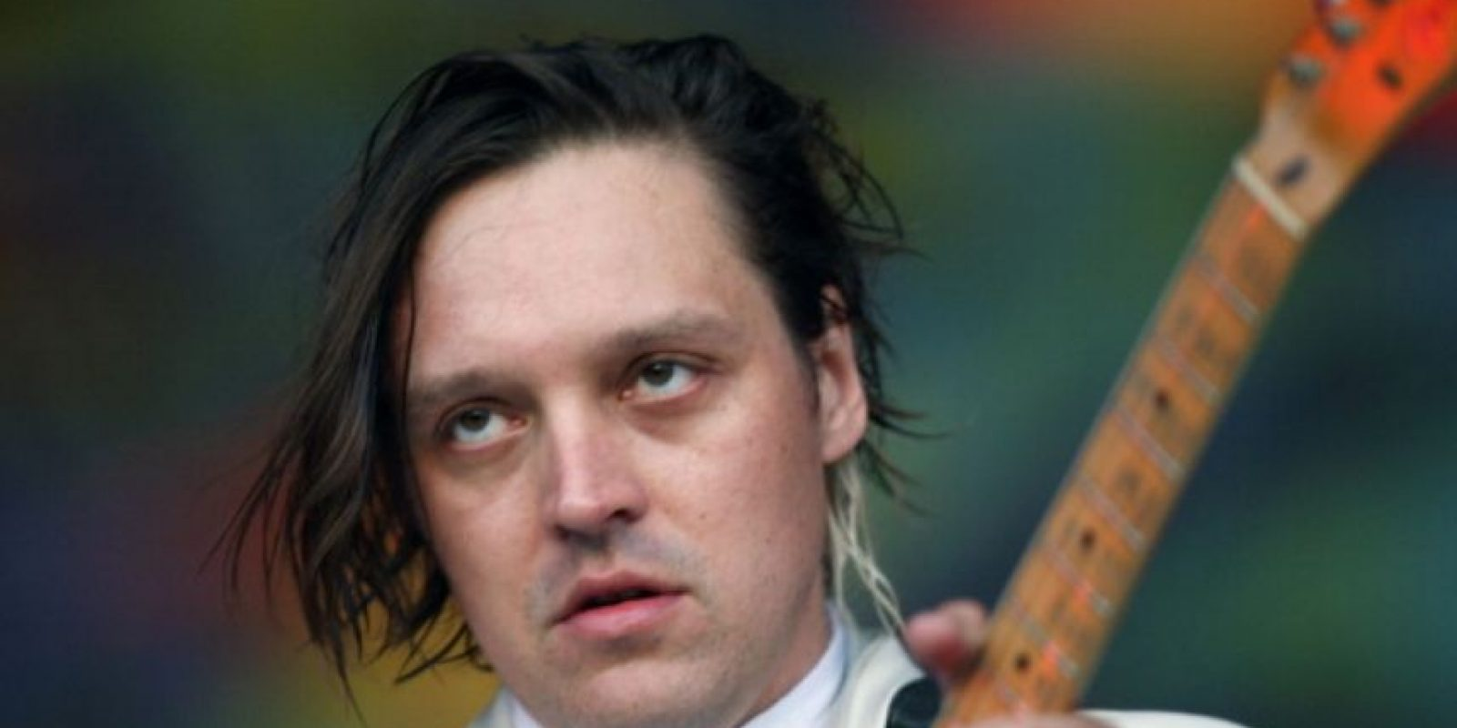 Win Butler, vocalista de la banda Arcade Fire Foto: Getty Images