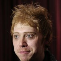Rupert Grint, actor. Foto: Getty Images
