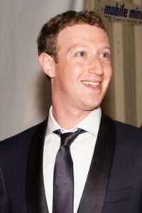 Mark Zuckerberg, fundador de Facebook Foto: Getty Images