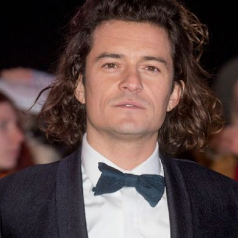 El actor Orlando Bloom Foto: Getty Images