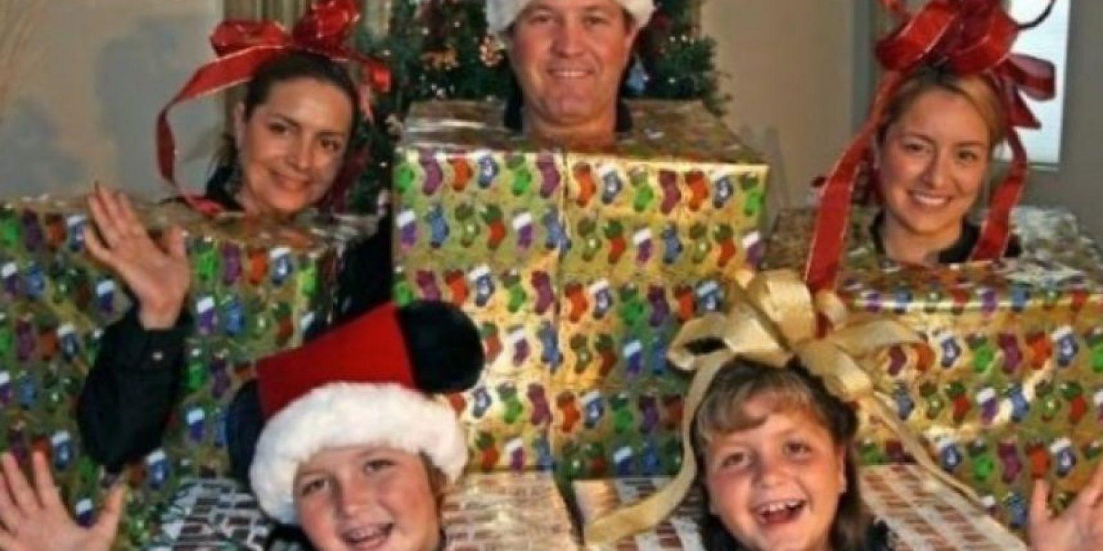 ¿Qué es esto? Foto:Awkward Family Photos