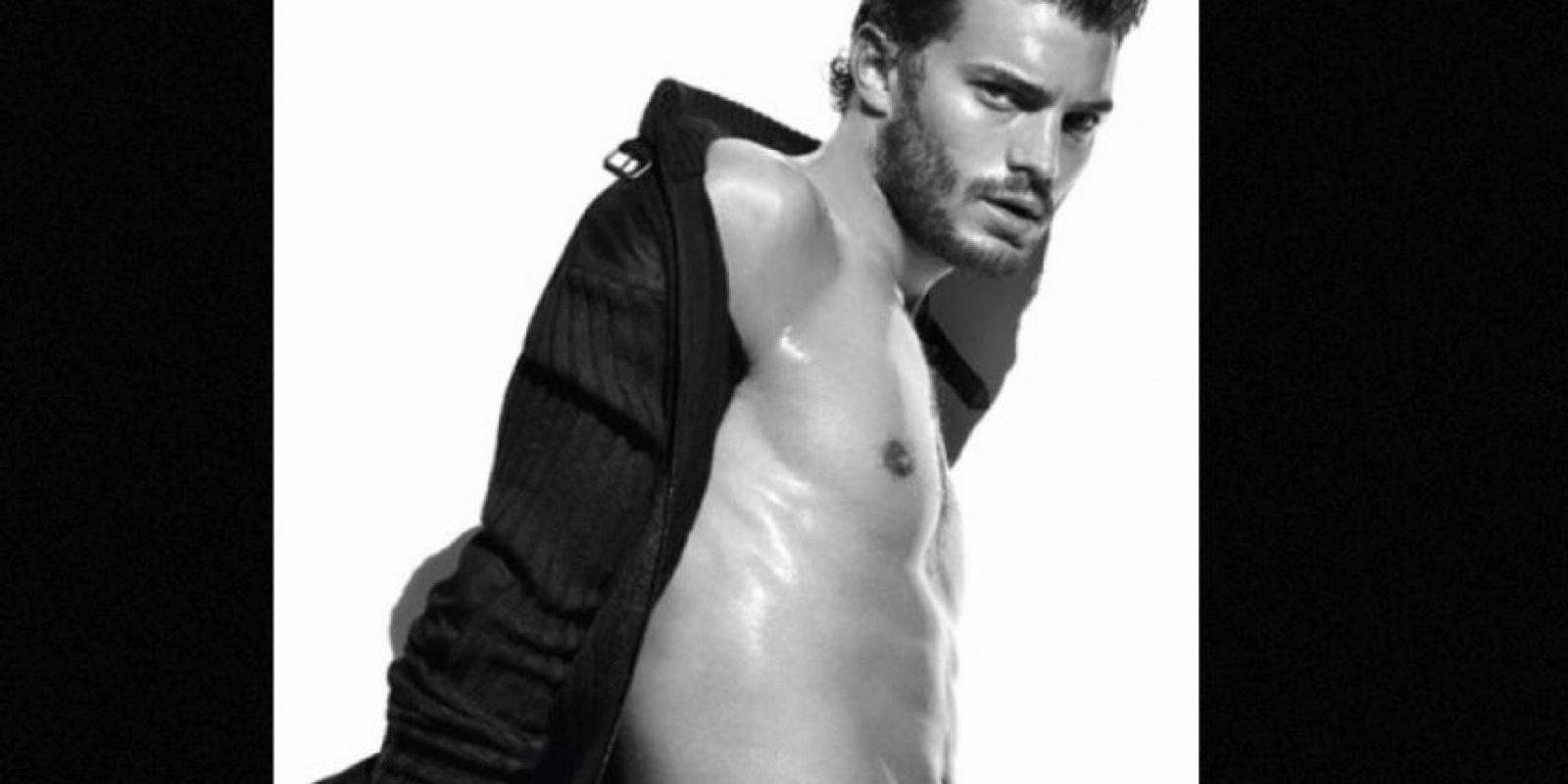 Jamei Dornan trabajó para la marca en 2009 Foto:Calvin Klein