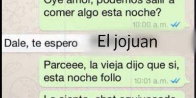 FOTOS: Las 30 conversaciones más ridículas que pasaron en WhatsApp en 2014