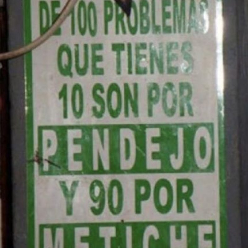 Duro, pero real. Foto:Colombianadas.net
