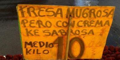 Siempre hay que ver el vacio medio lleno. Foto:La Diva de México