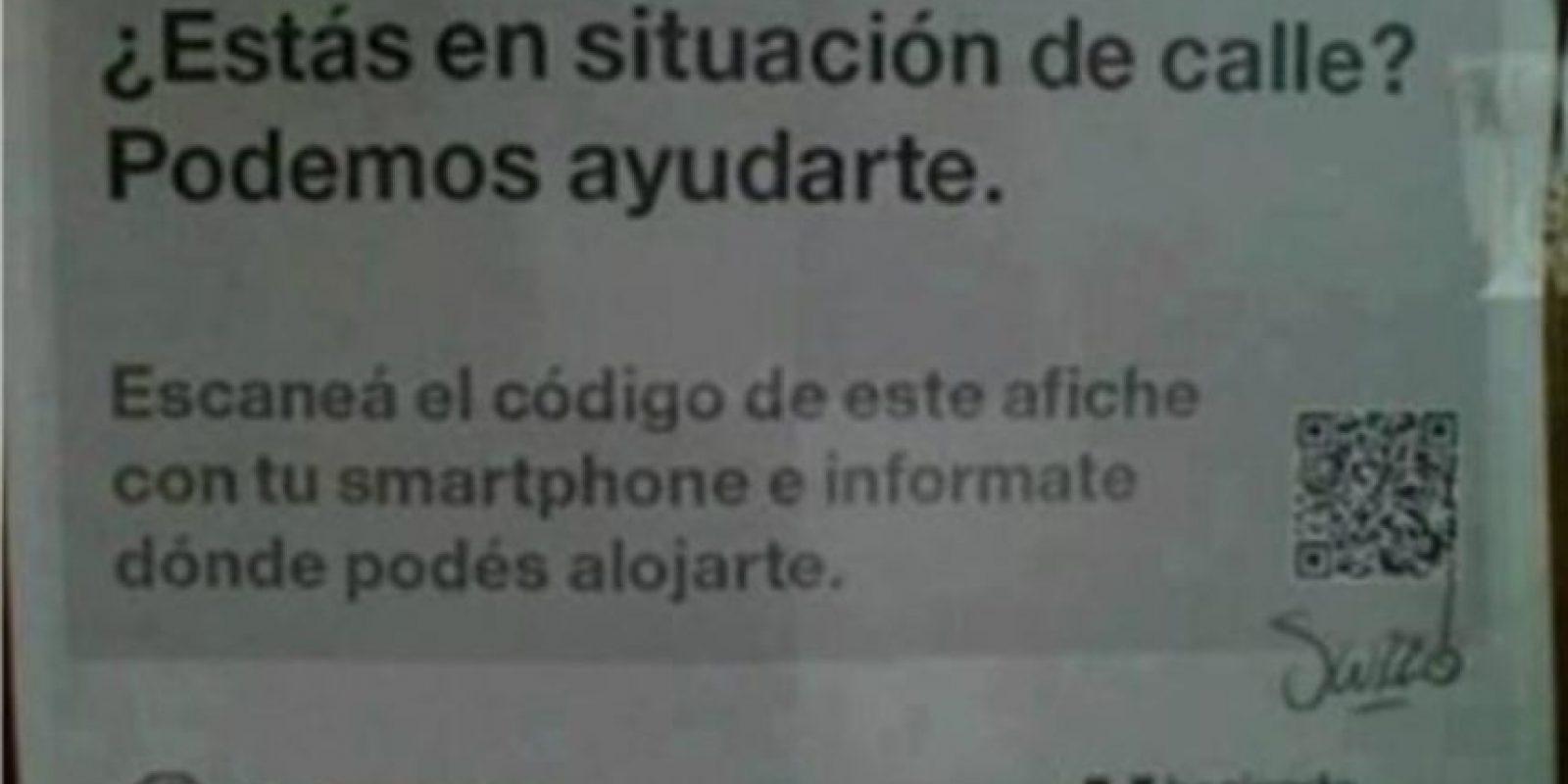 ¿Puede un mendigo tener un smartphone? Foto:Twitter