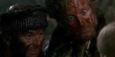 Kevin, interpretado por Macauly Culkin, tenía que defender su casa de dos ladrones en ausencia de su familia. Foto:20th Century Fox