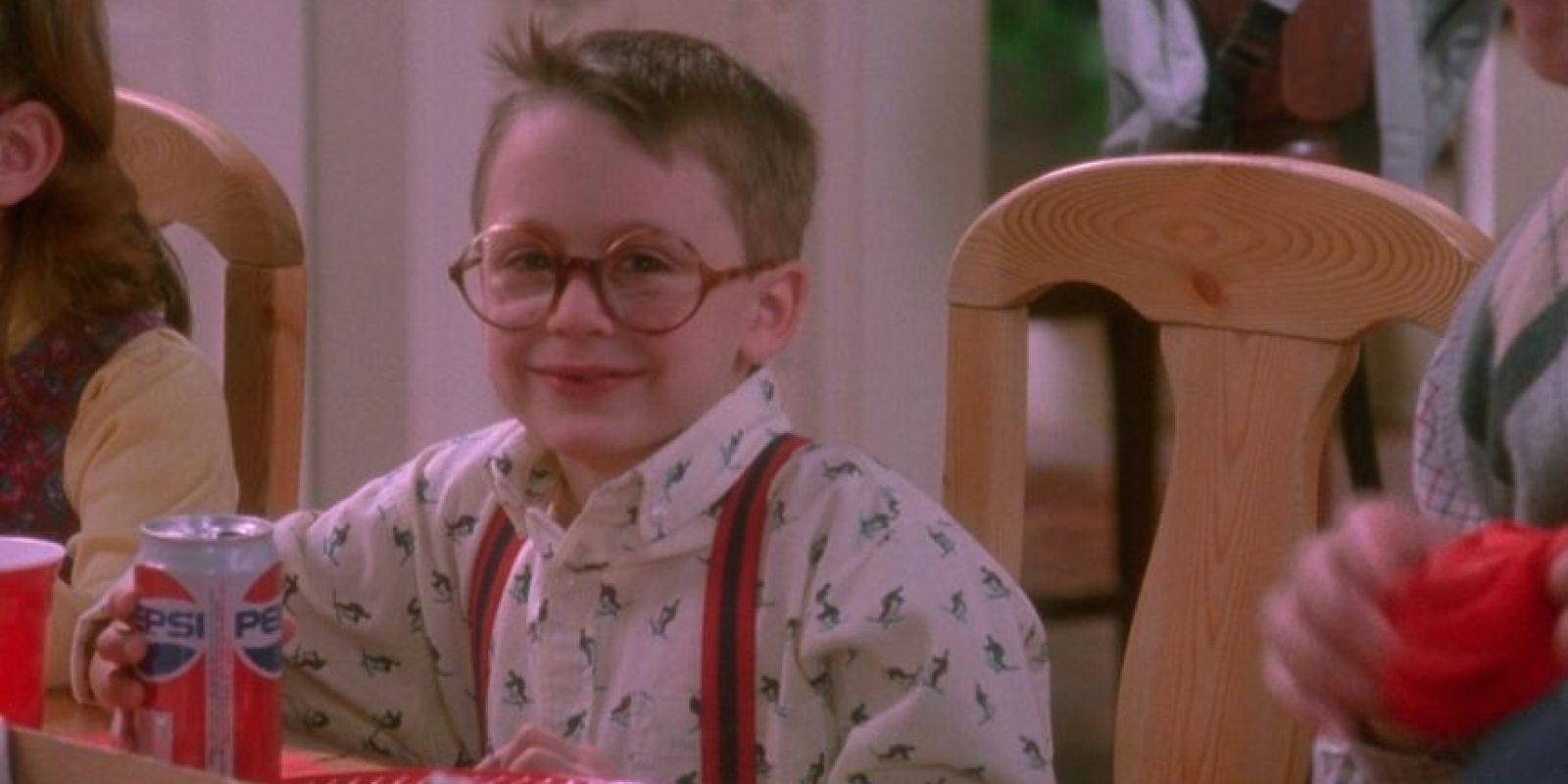 Kieran Culkin, hermano de Macauly, era Fuller. Foto:20th Century Fox