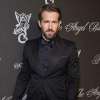 Ryan Reynolds prueba que con barba un hombre se ve mucho más apuesto. Foto:Getty Images