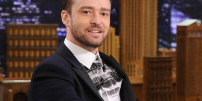 Justin Timberlake también se unió a la tendencia. Foto:Getty Images